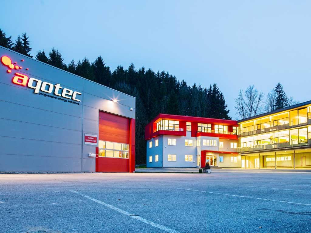 aqotec_Firmengebäude