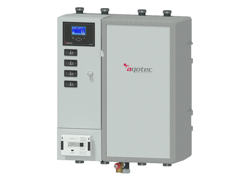 aqoClickS Fernwärmeübergabestation