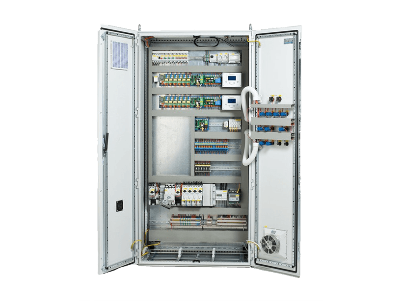 aqoSwitch Control cabinet